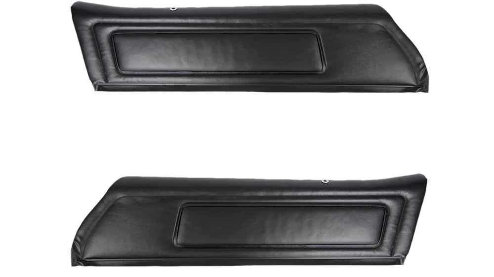 1977 Pontiac Firebird Trans Am Deluxe Door Panels Pair