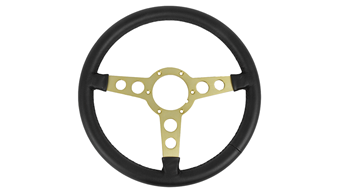 1976-81 NEW Steering Wheel GOLD