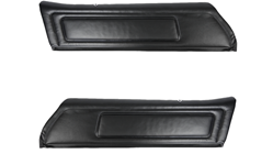 1977 Pontiac Firebird Trans Am Deluxe Door Panels Pair NEW 5 Colors