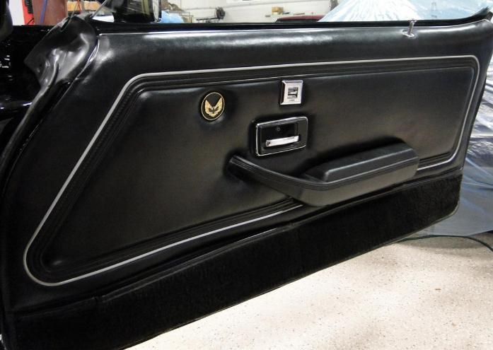 1978 81 Pontiac Firebird Trans Am Deluxe Door Panels