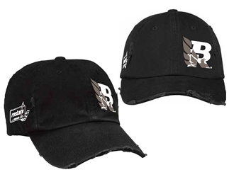 2017 Bandit Run Hat w/Charcoal Bird