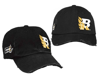 2017 Bandit Run Hat w/Gold Bird