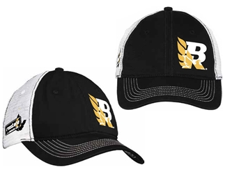 2017 Bandit Run Mesh Hat w/Gold bird