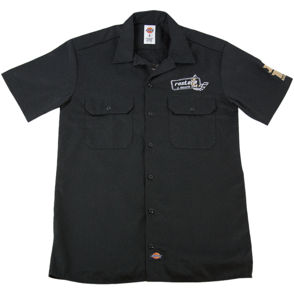 - Bandit Run / Restore A Muscle Car Dickies Button Up