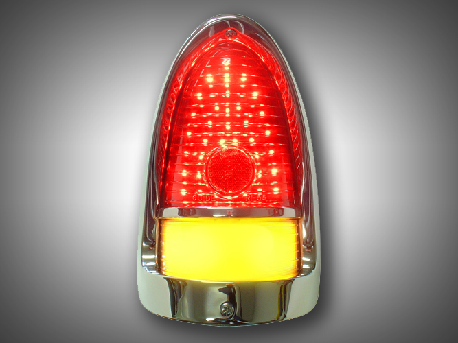 - 1955 Chevy Tri-Five LED Tail Light Panels