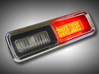 1967 1968 Chevy Camaro LED Tail Light Panels NEW DESIGN