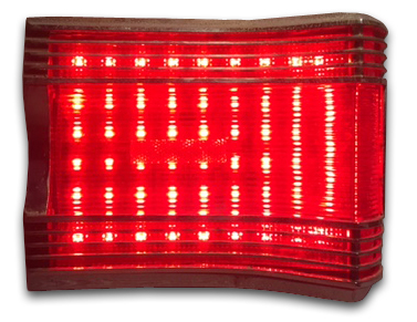 1967 GTX Sequential LED Tail Light Kit