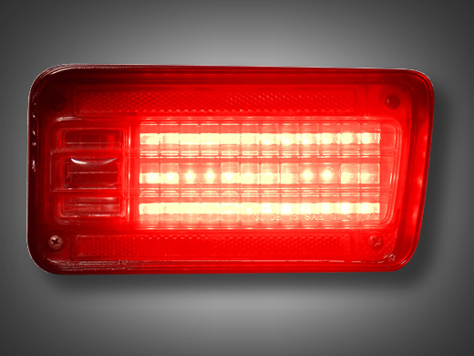 Car Tail Lights >> - 1970 Chevy Chevelle LED Tail Light Panels NEW DESIGN