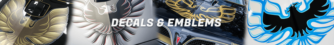 Decals/Emblems