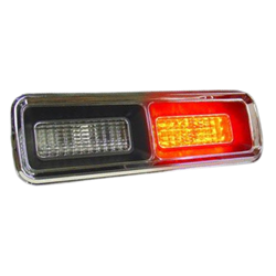 1967-1968 Chevy Camaro LED Tail Light Panels NEW DESIGN