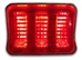 1967-1968 Ford Mustang Sequential LED Tail Light Kit NEW DESIGN  -