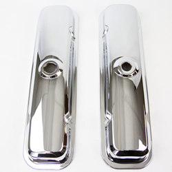 1967-81 Pontiac Firebird Trans Am Chrome Valve Covers