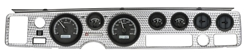 1970-1981 Firebird Gauges - Analog Dials