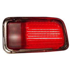 1971 Plymouth 'Cuda LED Tail Light Kit NEW DESIGN