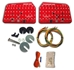1971 Plymouth 'Cuda LED Tail Light Kit NEW DESIGN -