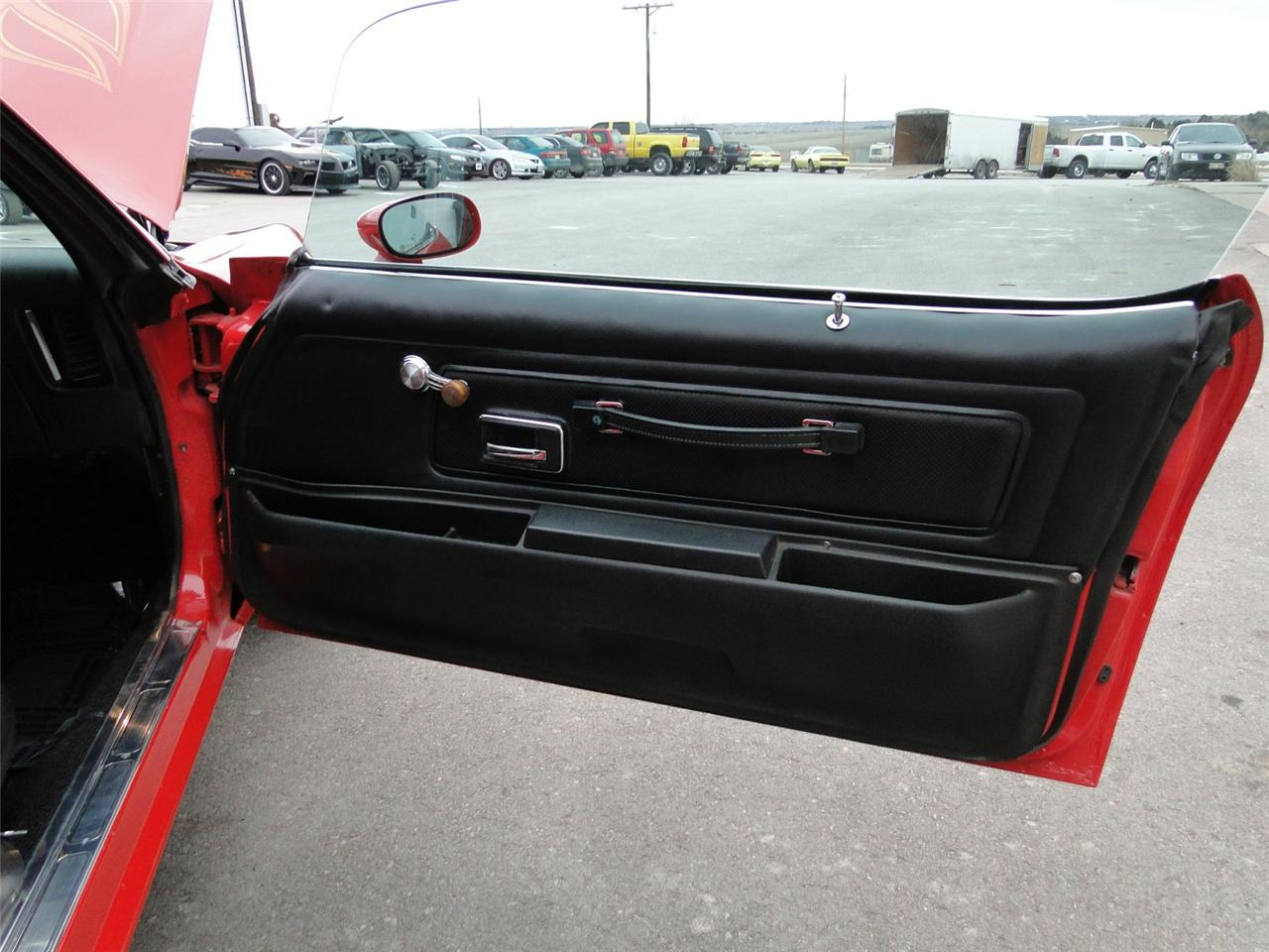 1973 75 Pontiac Firebird Trans Am Deluxe Upper Door
