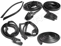 1976-1981 Camaro Firebird Seal Kit for T-Top Hurst Hatch