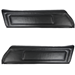 1977 Pontiac Firebird Trans Am Deluxe Door Panels Pair NEW 5 Colors - INT-1510-02
