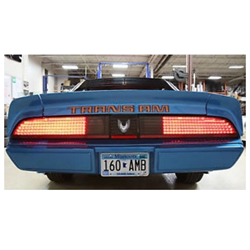 1979-1981 New Design Pontiac Trans Am Firebird LED Taillights