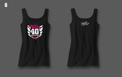 2017 Bandit Run Womens Tank Top