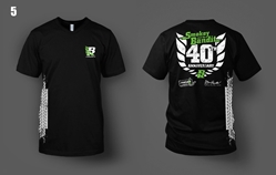 2017 Bandit Run - 40th Anniversary Shirt