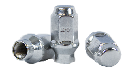 "Bulge Long Conical Seat 13/16"" Lug Nuts"