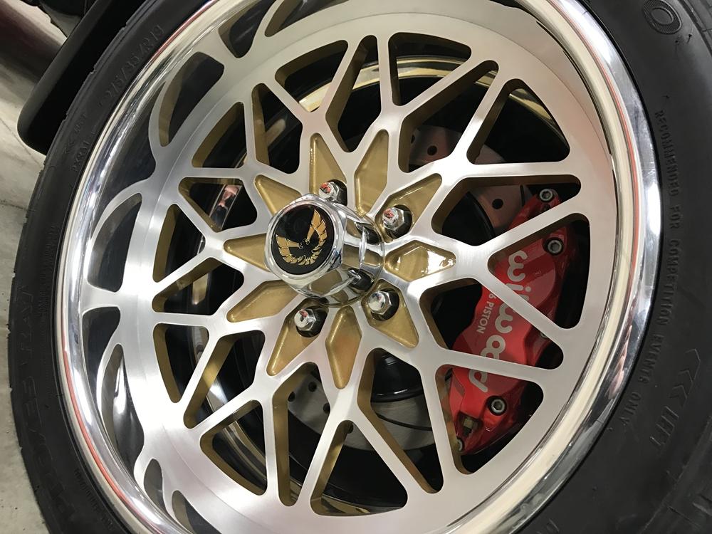 On Sale Custom Snowflake Billet Aluminum Wheels For Pontiac Trans Am Custombillet