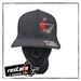 FITTED RAMC CAP, RAMC & BANDIT RUN LOGO S - RAMC-FTD HAT RED/GLD
