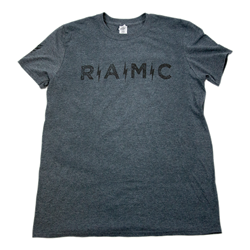 NEW Grey & Black Restore a Muscle Car RAMC T-Shirt FREE SHIPPING