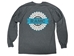 NEW RESTORE A MUSCLE CAR GRAY LONG SLEEVE - RAMC-LSG19