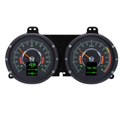 1967 Chevy Camaro RTX Analog Dial Instrument Gauges