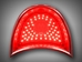 1957 Chevy Tri-Five LED Tail Light Panels NEW DESIGN -