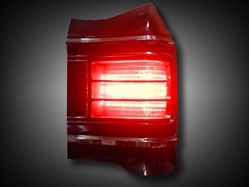 1967 Chevy Chevelle LED Tail Light Panels NEW DESIGN