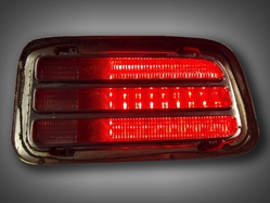1970 Plymouth 'Cuda LED Tail Light Kit NEW DESIGN