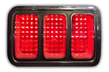 1970 Ford Mustang LED Tail Light Kit NEW DESIGN