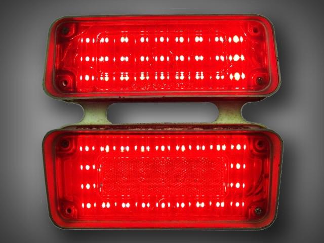 1971 1972 Cutlass Led Tail Light Panels