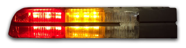 1978-1981 Camaro Sequential LED Tail Light Kit NEW DESIGN