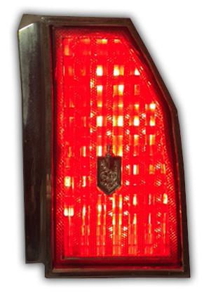 1986 SS Monte Carlo Sequential LED Tail Light Kit