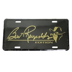Burt Reynolds Edition Plate