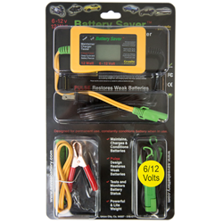 Battery Saver Chargers and Maintainers